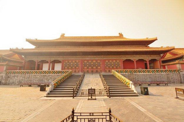 ทัวร์จีน เยือนดินแดนมังกร ชมกำแพงเมืองจีน พระราชวังต้องห้าม 5วัน 4คืน บิน Thai Airways