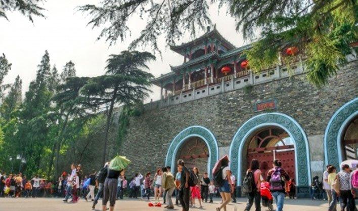 ทัวร์จีน หมู่บ้านเฉินข่านปากว้าชุน อุทยานเขาหวงซาน พิพิธภัณฑ์ฮุ่ยโจว นานกิง 4วัน3คืน บินNok Scoot