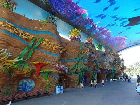 ทัวร์มาเก๊า จูไห่ สวนน้ำ Chimelong Ocean Kingdom 4วัน 2คืน บิน Air Macau