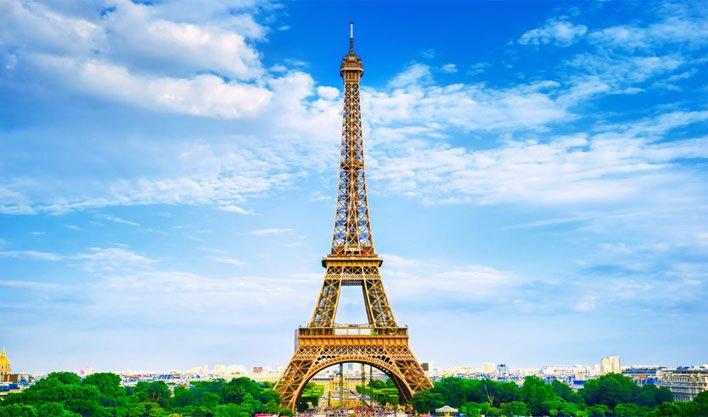 ทัวร์เยอรมนี เที่ยวหอไอเฟล เนเธอร์แลนด์ เบลเยี่ยม ฝรั่งเศส 8วัน5คืน บินโดย Gulf Air
