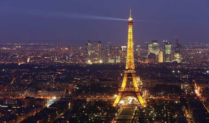 ทัวร์ฝรั่งเศส เบลเยี่ยม เนเธอร์แลนด์ เยอรมัน เดนมาร์ก 9วัน 6คืน บินThai Airways