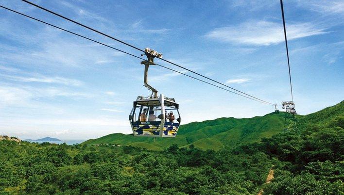 ทัวร์ฮ่องกงวันปีใหม่ นั่งกระเช้านองปิง เซิ่นเจิ้น จูไห่ มาเก๊า 4วัน 3คืน Cathay Pacific