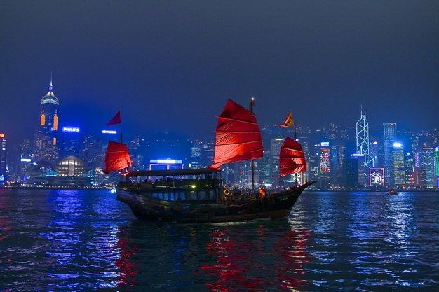 ทัวร์ฮ่องกง เซินเจิ้น จูไห่ มาเก๊า นองปิง ช้อปปิ้งถนนนาธาน 5วัน 3คืน บิน Hongkong Airlines