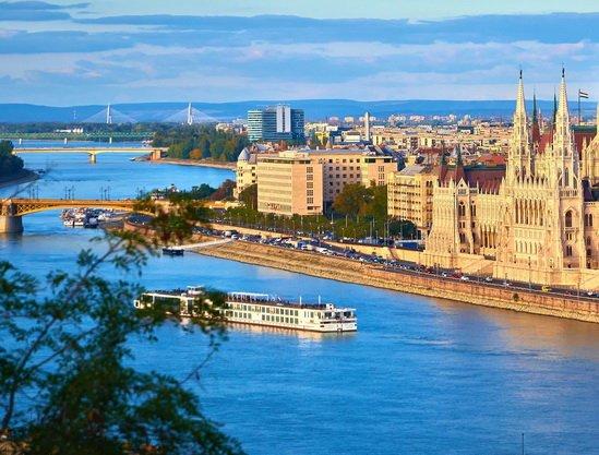 ทัวร์เยอรมัน ออสเตรีย ฮังการี สโลวาเกีย เช็ก ล่องเรือแม่น้ำดานูบ 10วัน 7คืน บิน Thai Airways