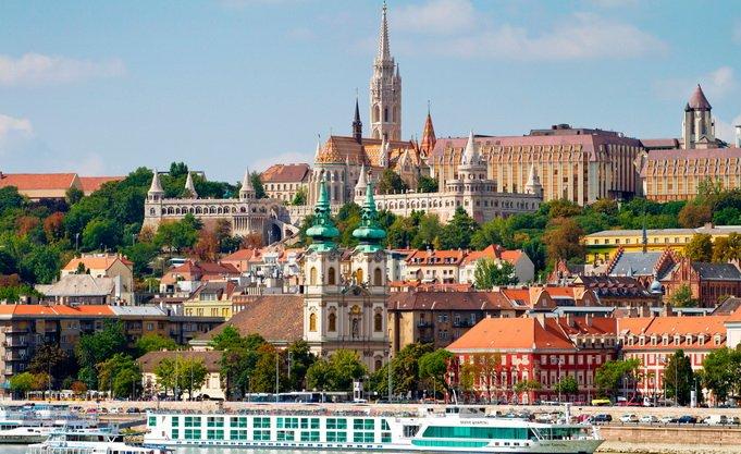 ทัวร์ออสเตรีย เยอรมัน สโลวาเกีย ฮังการี เช็ก เชสกี้คลุมลอฟ บูดาเปสต์ 9วัน6คืน บิน Austrian Airlines