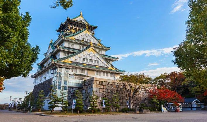 ทัวร์ญี่ปุ่น ปราสาทโอซาก้า ฟูชิมิอินาริ โอซาก้า เกียวโต  4วัน 3คืน บิน Scoot Airline