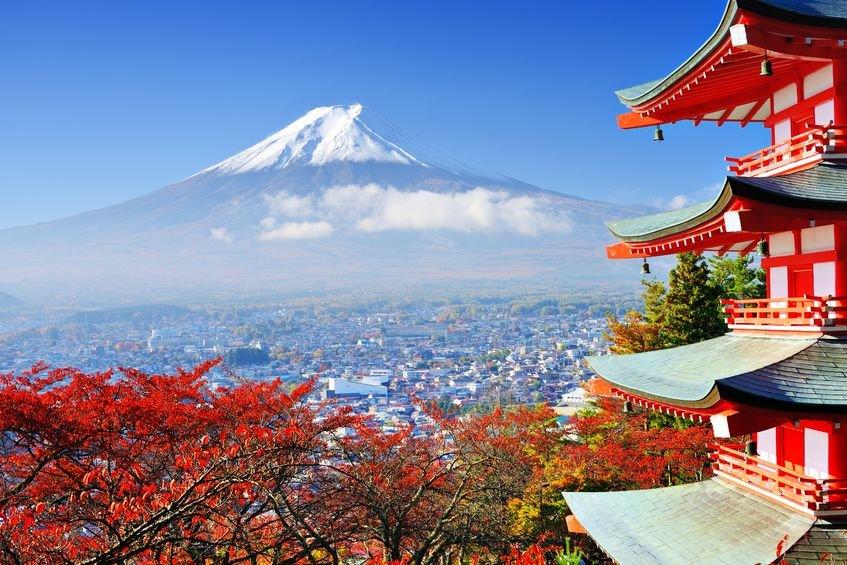 ทัวร์ญี่ปุ่นวันปิยะ สัมผัสฤดูใบไม้เปลี่ยนสี ท่องเที่ยวและช้อปปิ้ง โตเกียว 5วัน 3คืน บิน Air Asia X