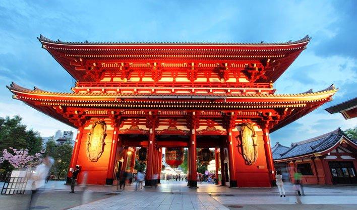ทัวร์ญี่ปุ่น เที่ยวกรุงโตเกียว ช้อปปิ้งย่านดังชินจูกุ วัดอาซากุสะ 5วัน3คืน บิน Thai AirAsia X