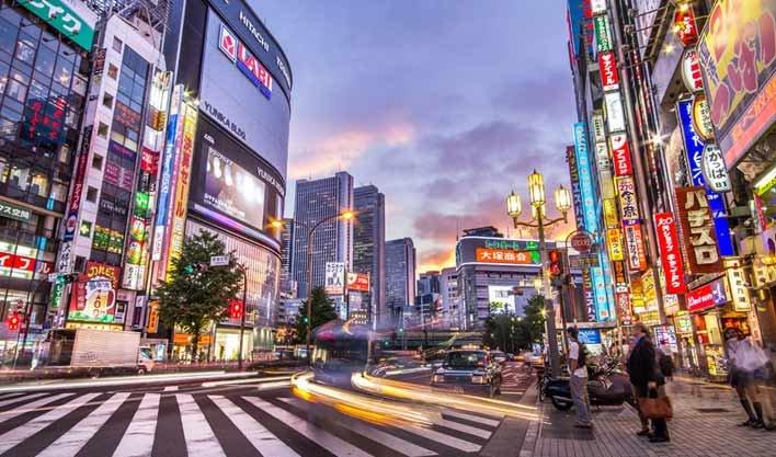 ทัวร์ญี่ปุ่นวันแม่ กินขาปูยักษ์ พักออนเซน ท่องเที่ยวและช้อปปิ้ง โตเกียว 5วัน 3คืน บิน Air Asia X