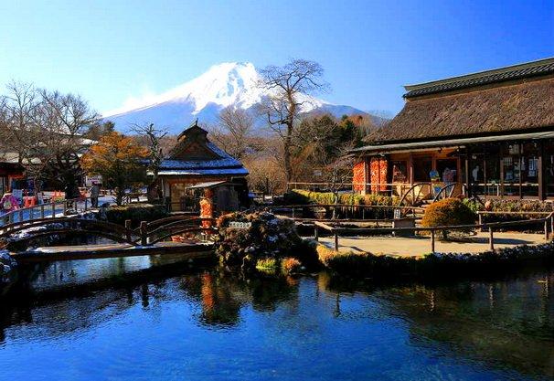 ทัวร์ญี่ปุ่น โอะชิโนะฮัคไค ภูเขาไฟฟูจิ ท่องเที่ยวและช้อปปิ้ง โตเกียว 5วัน 4คืนบิน Delta Airlines