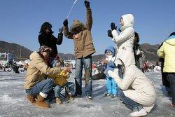 ทัวร์เกาหลี เล่นสกีสุดมันส์ ตกปลาน้ำแข็ง เกาะนามิ 5วัน 3คืน