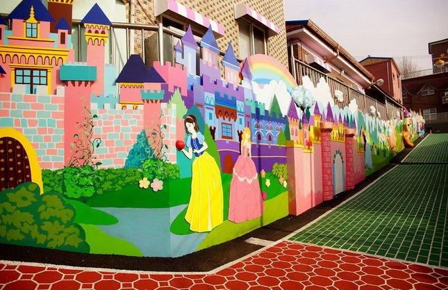 ทัวร์เกาหลี หมู่บ้านเทพนิยาย สวนสนุก EVERLAND เกาะนามิ โซล 5วัน 3คืน บิน Air Asia X