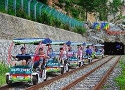 ทัวร์เกาหลี ปั่น BAIL BIKE สวนสนุกเอเวอร์แลนด์ 5วัน 3คืน