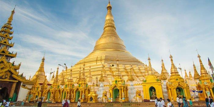 ทัวร์พม่า สักการะ3มหาบูชาสถาน อันศักดิ์สิทธิ์  ย่างกุ้ง 3วัน 2คืน บินMyanmar Airways