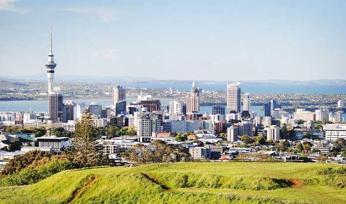 ทัวร์นิวซีแลนด์เกาะเหนือ ชมหมู่บ้านชาวฮอบิตของภาพยนตร์ ทะเลสาบเทาโป  6วัน 4คืน บิน TG