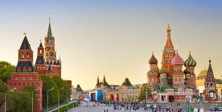 ทัวร์รัสเซีย มอสโคว์ ชมพระราชวังเครมลิน เซนต์ปีเตอร์สเบิร์ก 8วัน 5คืน บิน Emirates Airlines