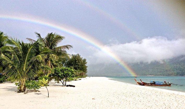 ทัวร์เทศกาลสงกรานต์ สตูล หมู่เกาะตะรุเตา เกาะหลีเป๊ะ 3วัน 2คืน