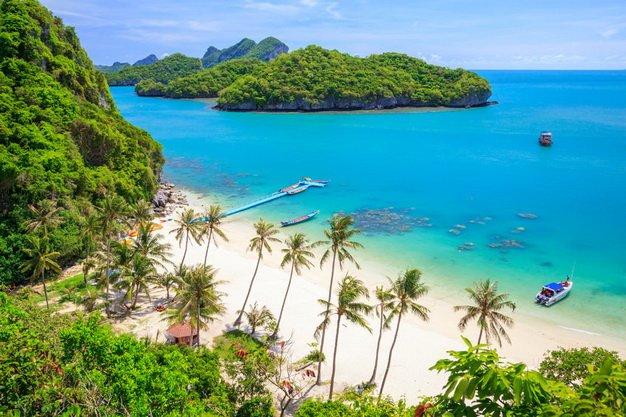แพคเกจทัวร์สุราษฎร์ธานี เกาะสมุย เกาะเต่า เกาะนางยวน 3 วัน 2 คืน