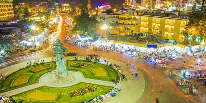 ทัวร์เวียดนามซินจ่าว...โฮจิมินห์-มุยเน่-ดาลัด 4วัน 3คืน BY VJ