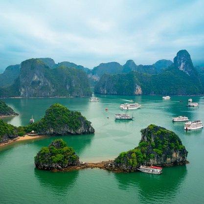 ทัวร์เวียดนาม ฮานอย ฮาลอง ทะเลสาบคืนดาบ พิพิธภัณฑ์โฮจิมินห์ 4วัน 3คืน บิน BL