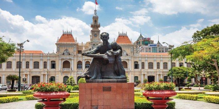 ทัวร์เวียดนามใต้ โฮจิมินห์ มุยเน่ โบสถ์นอร์ทเธอร์ดาม พิพิธภัณฑ์สงคราม 3วัน 2คืน บิน Nok Air