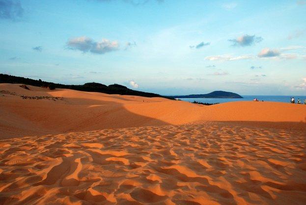 ทัวร์เวียดนามใต้วันแม่ วันปิยะฯ โฮจิมินห์ ทะเลทรายมุยเน่ ดาลัด 4วัน 3คืน บิน Vietjet Air
