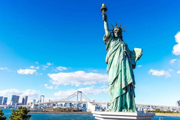 ทัวร์อเมริกา นิวยอร์ค ชมเทพีเสรีภาพ น้ำตกไนแองการ่า แคนาดา 10วัน 6คืน บิน Cathay Pacific