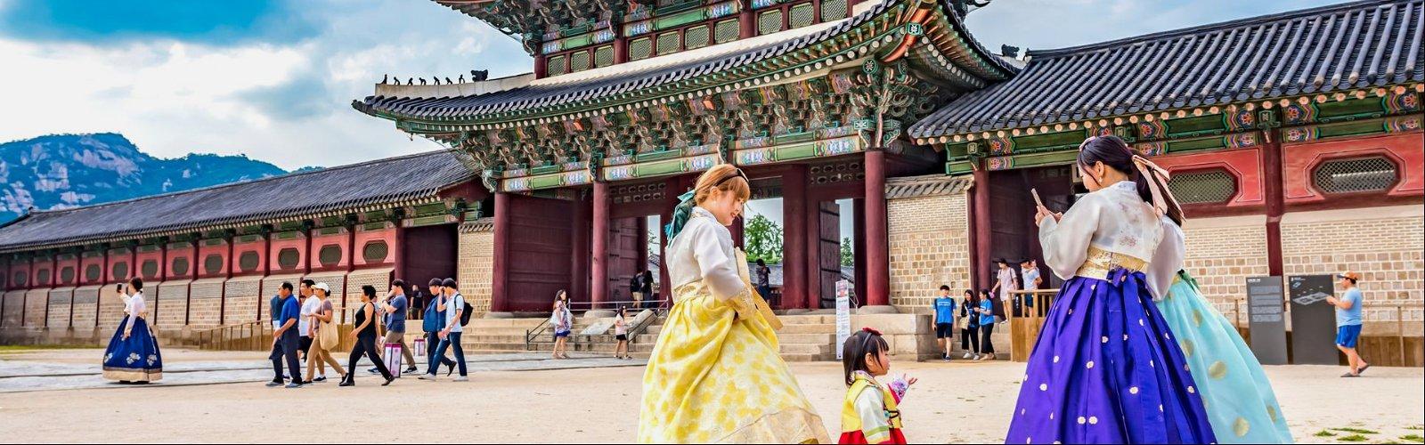 จองทัวร์เกาหลีเส้นทางในฝันกับ Mushroom Travel