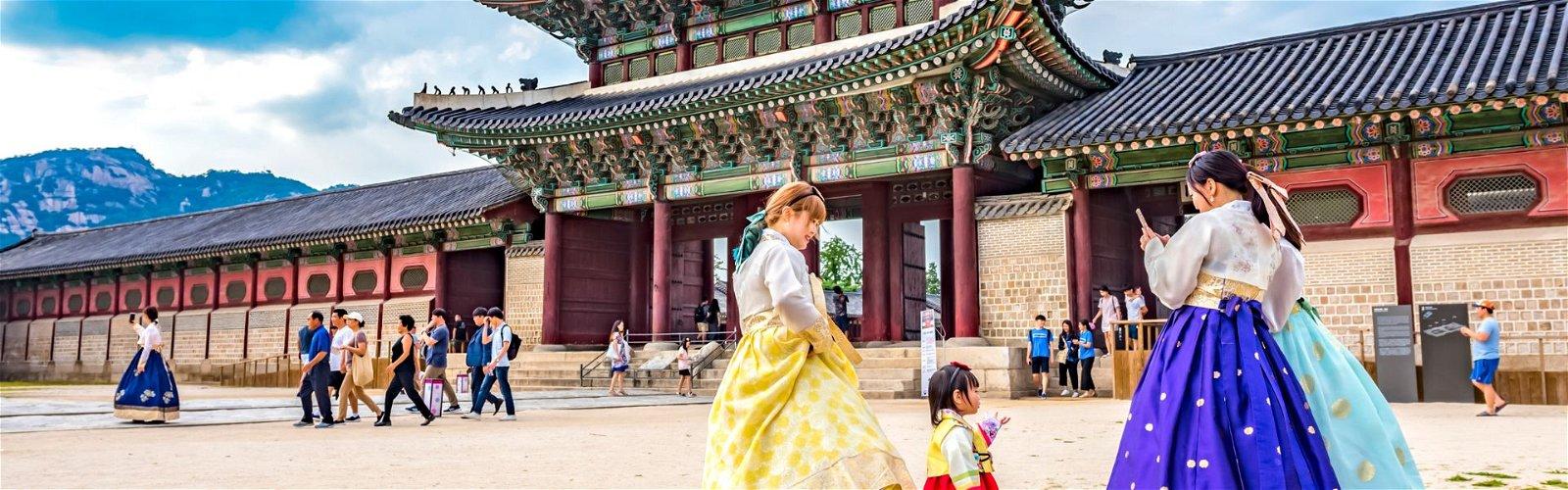 ทัวร์เกาหลี เดือนสิงหาคม