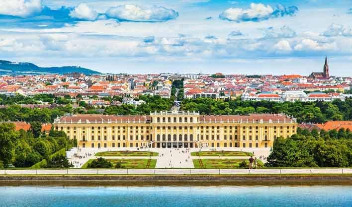 ทัวร์ออสเตรีย พระราชวังเชินบรุนน์ เยอรมนี เช็ก สโลวัค ฮังการี 9วัน6คืน บิน Qatar Airways