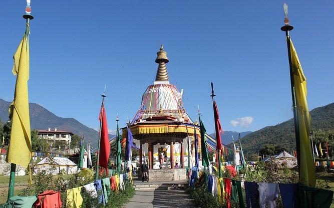ทัวร์ภูฏาน พาโรซอง วัดชันกังคา วัดคิชู ลาคัง วัดทักซัง 4วัน 3คืน บิน Druk Air