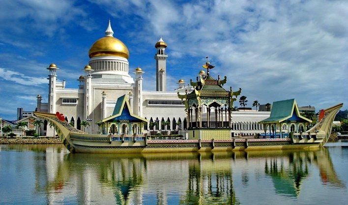 ทัวร์บรูไน ชมมัสยิด โอมาร์ อาลี ไซฟัดดิน มะนิลา ฟิลิปปินส์ 5วัน 4คืน บิน Royal Brunei Airlines