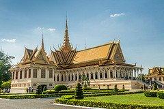 ทัวร์กัมพูชา พนมเปญ นครวัด นครธม ชมโชว์ระบำอัปสรา เสียมเรียบ 3วัน2คืน บิน Bangkok Airways