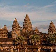 ทัวร์กัมพูชา เสียมเรียบ ล่องเรือโตนเลสาบ ชมปราสาทนครวัด นครธม 3วัน 2คืน บิน Thai Smile