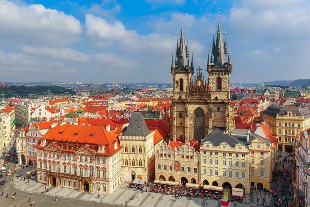 ทัวร์ออสเตรีย มิวนิก เยอรมนี ปราสาทแห่งปราก เช็ก สโลวัค ฮังการี 9วัน7คืน บิน Austrian Airlines