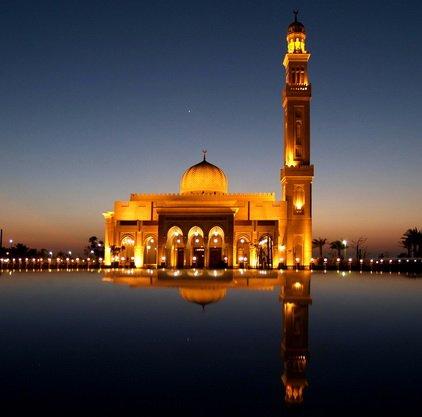 ทัวร์ดูไบ อาบูดาบี พระราชวังซีค สุเหร่าจูไมร่า ทะเลทราย 5วัน 2คืน บินFly Dubai