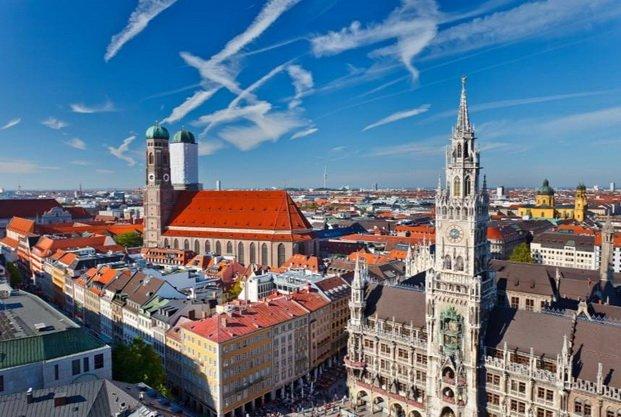 ทัวร์เยอรมนี มิวนิค อินส์บรูค ออสเตรีย ฮังการี สโลวัค ปราก เชค 10วัน 7คืน บิน Thai Airways