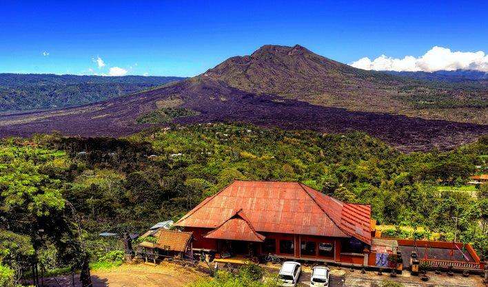 ทัวร์อินโดนีเซีย บาหลี ภูเขาไฟบาร์ตู หมู่บ้านคินตามณี วัดเตียตาร์อัมปีล 4วัน3คืน บิน Thai Airways