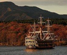 ทัวร์ญี่ปุ่น ทะเลสาบอาชิ ภูเขาไฟฟูจิ โอวาคุดานิ วัดนาริตะ 5วัน 3คืน บิน Air Asia X
