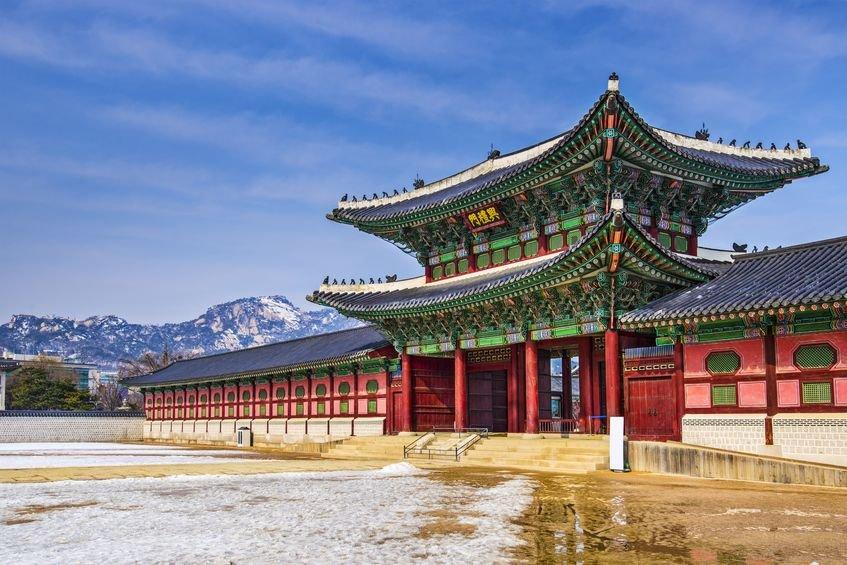 ทัวร์เกาหลี เกาะนามิ สนุกสนานกับการเล่นสกี พระราชวังชางด๊อก 5วัน 3คืน บิน Jin Air