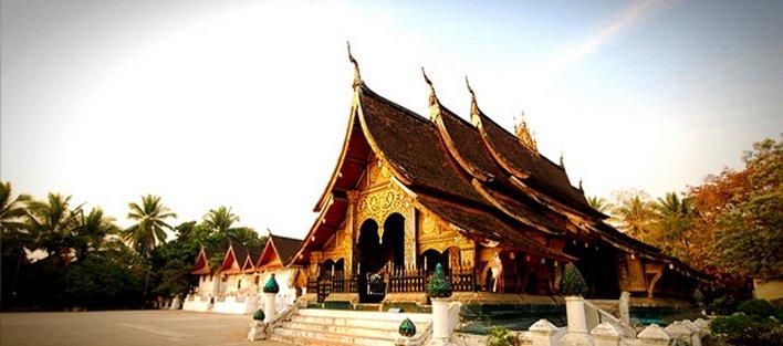 ทัวร์ลาว พัก4ดาว หลวงพระบาง วัดเชียงทอง ร่วมตักบาตรข้าวเหนียว 3วัน2คืน บิน Bangkok Airways
