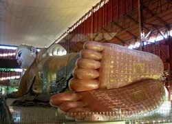 ทัวร์พม่า ย่างกุ้ง หงสา พระราชวังบุเรงนอง พระนอนชเวตาเลียว สิเรียม 3วัน 2คืน บิน Air Asia