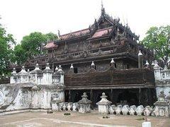 ทัวร์พม่า มัณฑะเลย์ พระตำหนักไม้สักชเวนานจอง สะพานไม้อูเบ็ง 3วัน2คืน บิน Myanmar Airways