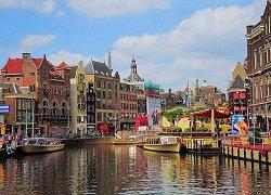 ทัวร์เนเธอร์แลนด์ อัมสเตอร์ดัม บรัสเซลส์ เบลเยี่ยม ปารีส ฝรั่งเศส 8วัน5คืน บิน Emirates Airlines