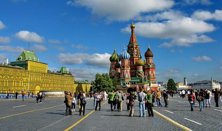 ทัวร์รัสเซีย มอสโคว์ มหาวิหารเซนต์ซาเวียร์ ถนนอารบัต จัตุรัสแดง 6วัน 3คืนบิน Qatar Airways