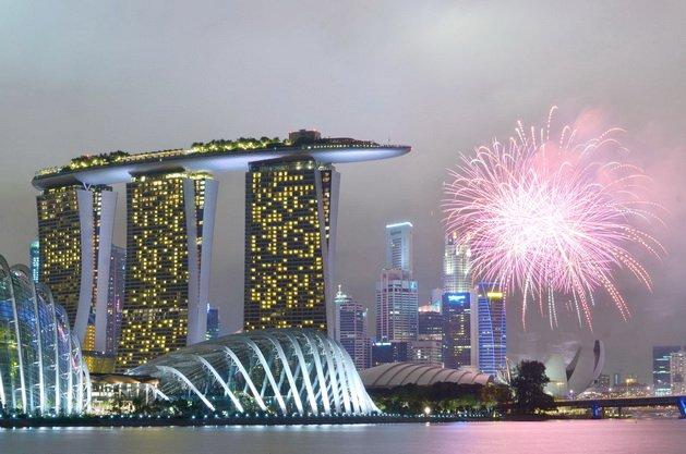 ทัวร์สิงคโปร์ ยูนิเวอร์แซล Marina Wonderful Light น้ำพุแห่งความมั่งคั่ง 4วัน3คืน บิน Thai Lion