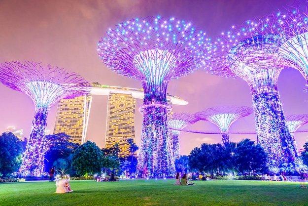 ทัวร์สิงคโปร์ GARDEN BY THE BAY ยูนิเวอร์แซลสตูดิโอ ช็อปปิ้งถนนออร์ชาร์ด 3วัน2คืน บิน Jetstar Asia