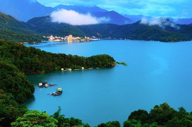 ทัวร์ไต้หวัน ทะเลสาบสุริยันจันทรา อุทยานเย่หลิว ตึกไทเป101 ไถจง ไทเป 5วัน3คืน บิน Nok Scoot