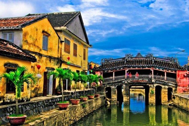 ทัวร์เวียดนาม เว้ ดานัง ฮอยอัน ล่องแม่น้ำหอม บานาฮิลล์ 4วัน3คืน บิน Bangkok Airways