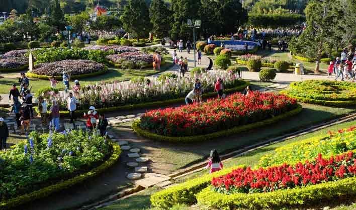 ทัวร์เวียดนาม โฮจิมินห์ มุยเน่ ดาลัด สวนดอกไม้เมืองหนาว 4วัน 3คืน บิน Thai Vietjet Air
